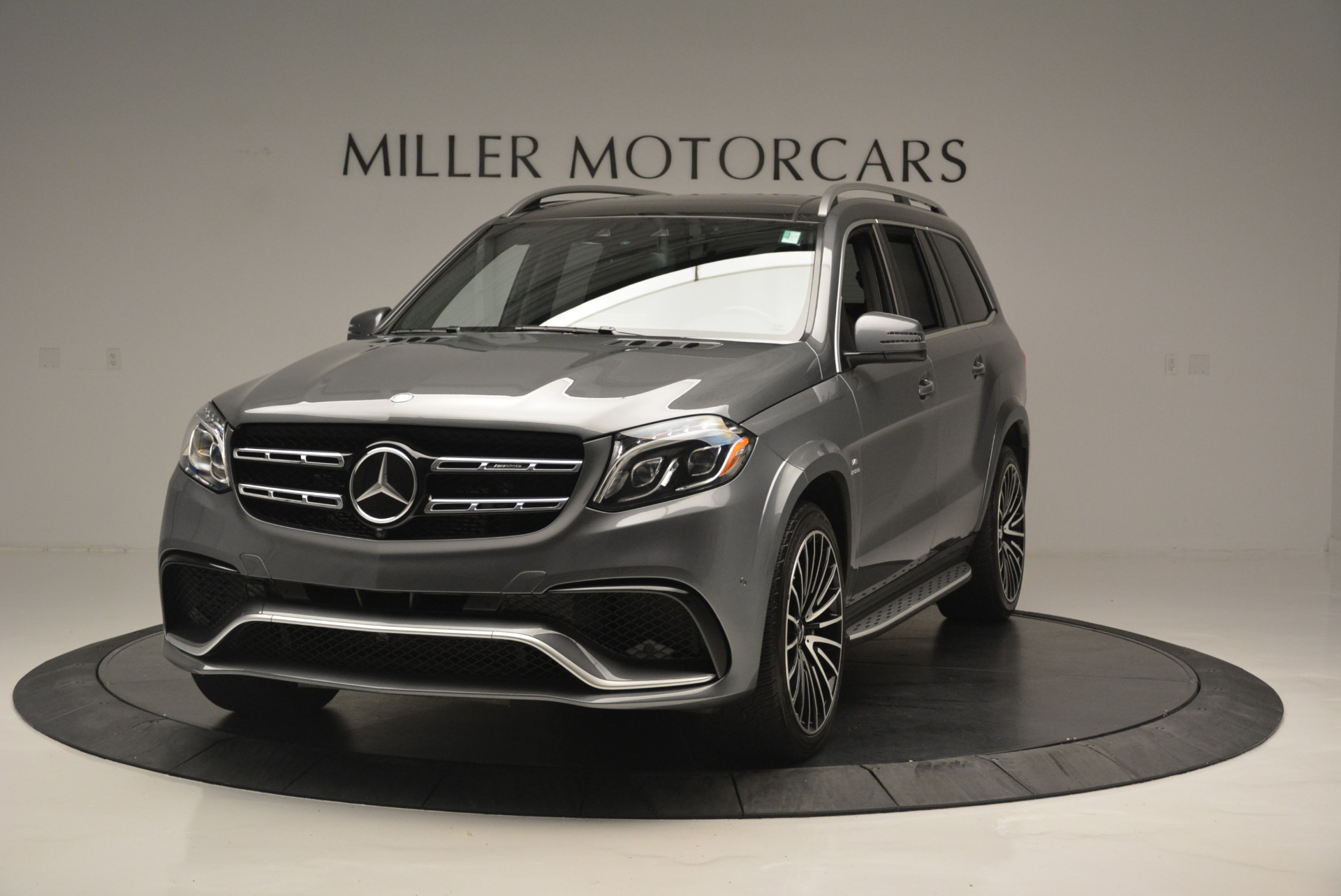 Used 2017 Mercedes-Benz GLS AMG GLS 63 for sale Sold at Aston Martin of Greenwich in Greenwich CT 06830 1