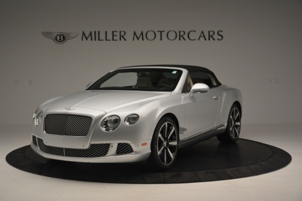 Used 2013 Bentley Continental GT W12 Le Mans Edition for sale Sold at Aston Martin of Greenwich in Greenwich CT 06830 10
