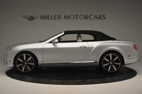 Used 2013 Bentley Continental GT W12 Le Mans Edition for sale Sold at Aston Martin of Greenwich in Greenwich CT 06830 11