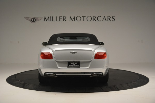 Used 2013 Bentley Continental GT W12 Le Mans Edition for sale Sold at Aston Martin of Greenwich in Greenwich CT 06830 13