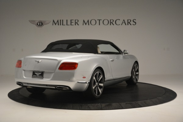 Used 2013 Bentley Continental GT W12 Le Mans Edition for sale Sold at Aston Martin of Greenwich in Greenwich CT 06830 14