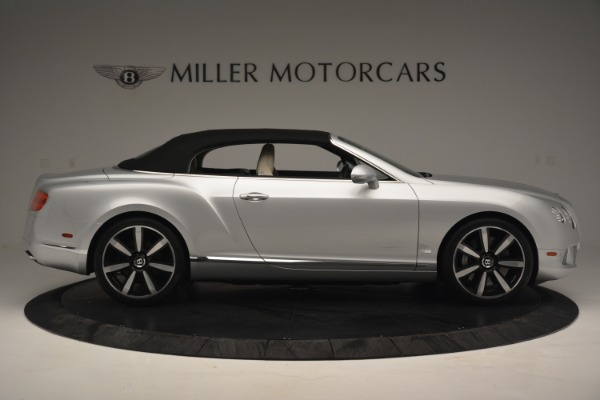 Used 2013 Bentley Continental GT W12 Le Mans Edition for sale Sold at Aston Martin of Greenwich in Greenwich CT 06830 15