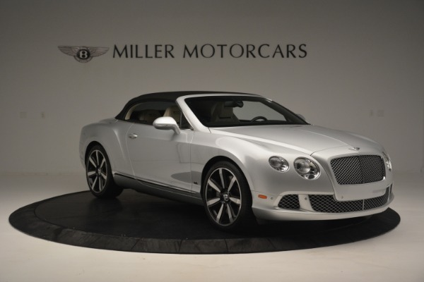 Used 2013 Bentley Continental GT W12 Le Mans Edition for sale Sold at Aston Martin of Greenwich in Greenwich CT 06830 16