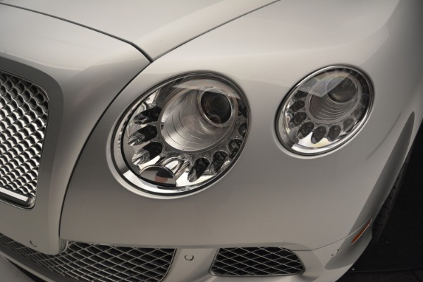 Used 2013 Bentley Continental GT W12 Le Mans Edition for sale Sold at Aston Martin of Greenwich in Greenwich CT 06830 18