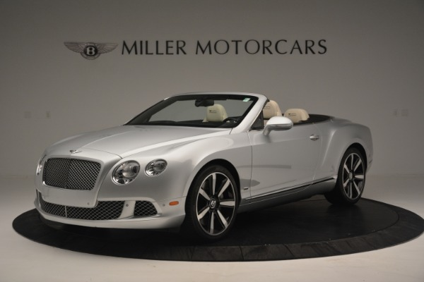 Used 2013 Bentley Continental GT W12 Le Mans Edition for sale Sold at Aston Martin of Greenwich in Greenwich CT 06830 2