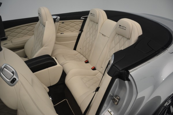 Used 2013 Bentley Continental GT W12 Le Mans Edition for sale Sold at Aston Martin of Greenwich in Greenwich CT 06830 27