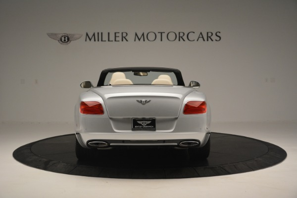 Used 2013 Bentley Continental GT W12 Le Mans Edition for sale Sold at Aston Martin of Greenwich in Greenwich CT 06830 5