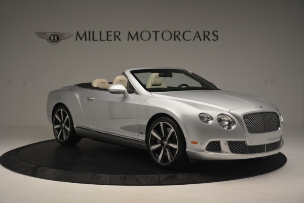 Used 2013 Bentley Continental GT W12 Le Mans Edition for sale Sold at Aston Martin of Greenwich in Greenwich CT 06830 8