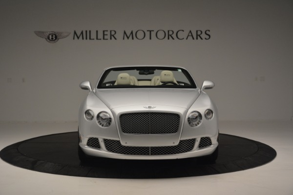 Used 2013 Bentley Continental GT W12 Le Mans Edition for sale Sold at Aston Martin of Greenwich in Greenwich CT 06830 9