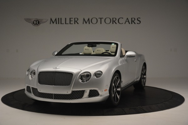 Used 2013 Bentley Continental GT W12 Le Mans Edition for sale Sold at Aston Martin of Greenwich in Greenwich CT 06830 1