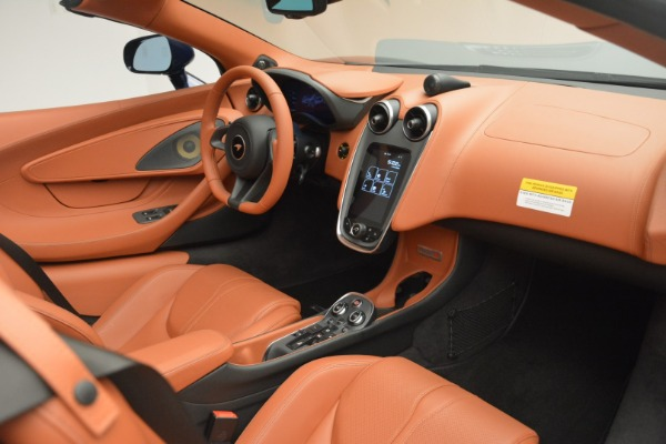 New 2019 McLaren 570S Spider Convertible for sale Sold at Aston Martin of Greenwich in Greenwich CT 06830 26