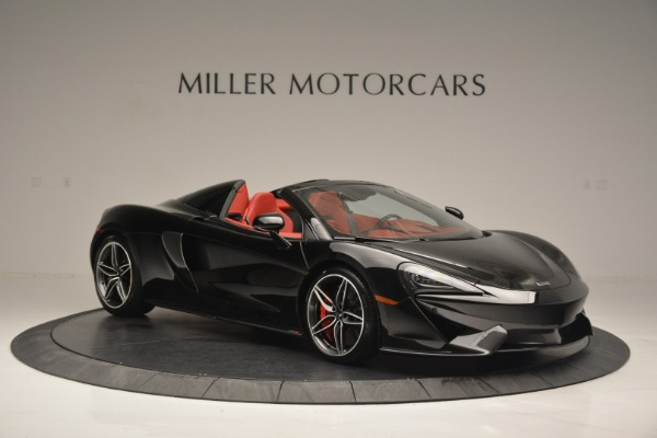 New 2019 McLaren 570S Convertible for sale Sold at Aston Martin of Greenwich in Greenwich CT 06830 10