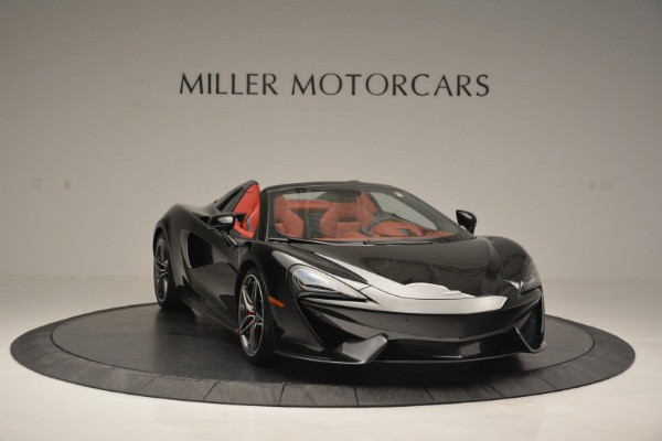New 2019 McLaren 570S Convertible for sale Sold at Aston Martin of Greenwich in Greenwich CT 06830 11