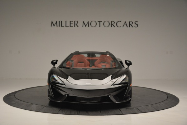 New 2019 McLaren 570S Convertible for sale Sold at Aston Martin of Greenwich in Greenwich CT 06830 12