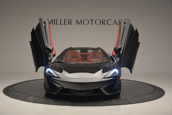 New 2019 McLaren 570S Convertible for sale Sold at Aston Martin of Greenwich in Greenwich CT 06830 13