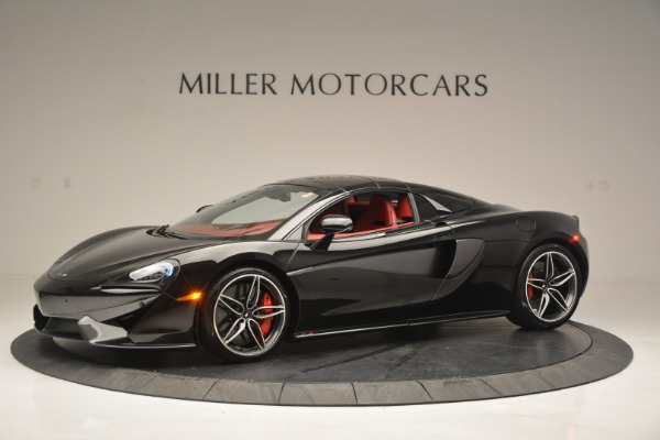 New 2019 McLaren 570S Convertible for sale Sold at Aston Martin of Greenwich in Greenwich CT 06830 15