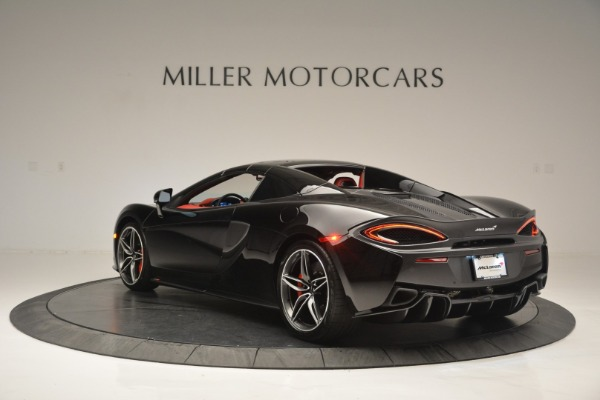 New 2019 McLaren 570S Convertible for sale Sold at Aston Martin of Greenwich in Greenwich CT 06830 17