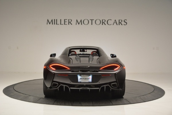 New 2019 McLaren 570S Convertible for sale Sold at Aston Martin of Greenwich in Greenwich CT 06830 18