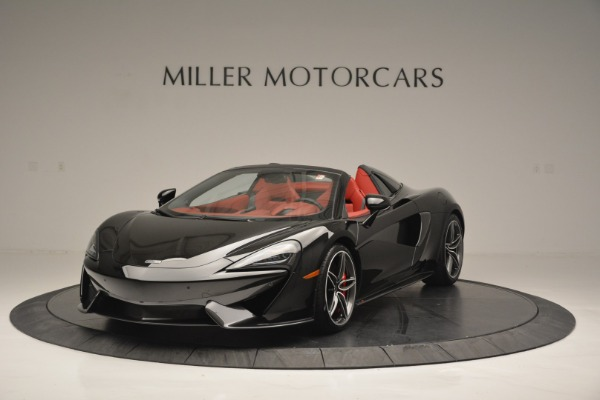 New 2019 McLaren 570S Convertible for sale Sold at Aston Martin of Greenwich in Greenwich CT 06830 2