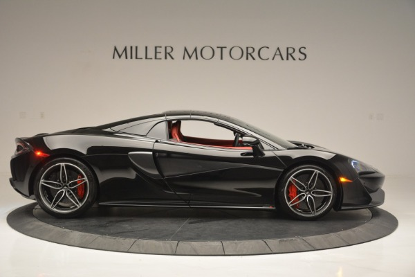 New 2019 McLaren 570S Convertible for sale Sold at Aston Martin of Greenwich in Greenwich CT 06830 20
