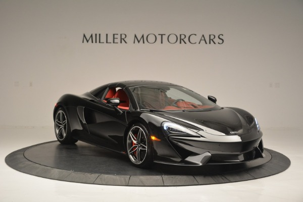 New 2019 McLaren 570S Convertible for sale Sold at Aston Martin of Greenwich in Greenwich CT 06830 21