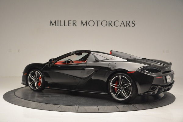 New 2019 McLaren 570S Convertible for sale Sold at Aston Martin of Greenwich in Greenwich CT 06830 4