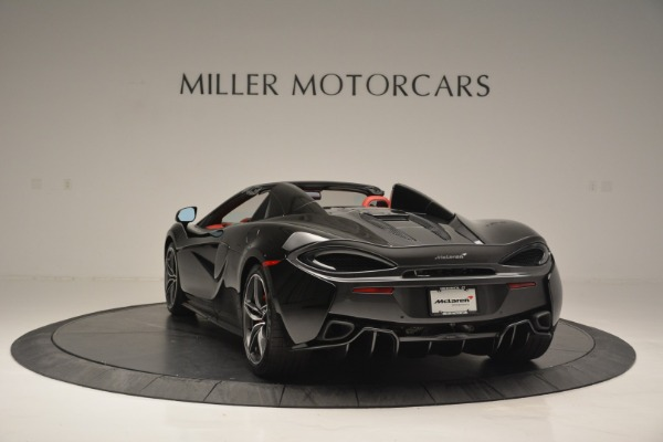 New 2019 McLaren 570S Convertible for sale Sold at Aston Martin of Greenwich in Greenwich CT 06830 5