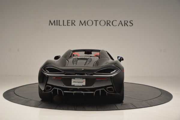 New 2019 McLaren 570S Convertible for sale Sold at Aston Martin of Greenwich in Greenwich CT 06830 6