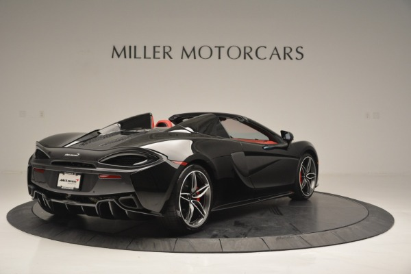 New 2019 McLaren 570S Convertible for sale Sold at Aston Martin of Greenwich in Greenwich CT 06830 7