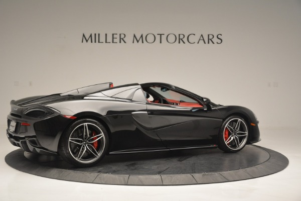 New 2019 McLaren 570S Convertible for sale Sold at Aston Martin of Greenwich in Greenwich CT 06830 8