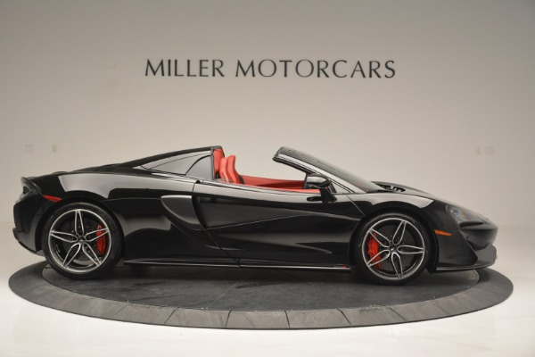 New 2019 McLaren 570S Convertible for sale Sold at Aston Martin of Greenwich in Greenwich CT 06830 9