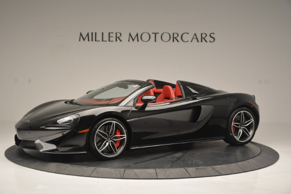 New 2019 McLaren 570S Convertible for sale Sold at Aston Martin of Greenwich in Greenwich CT 06830 1