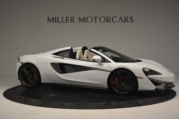 Used 2019 McLaren 570S Spider Convertible for sale $169,900 at Aston Martin of Greenwich in Greenwich CT 06830 10