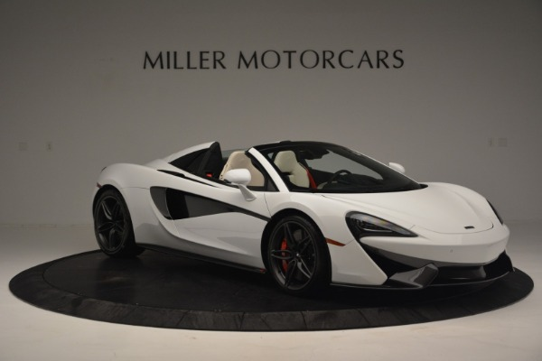Used 2019 McLaren 570S Spider Convertible for sale $169,900 at Aston Martin of Greenwich in Greenwich CT 06830 11