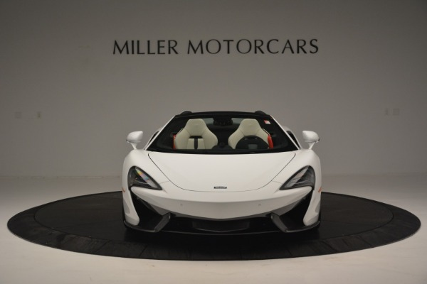 Used 2019 McLaren 570S Spider Convertible for sale $169,900 at Aston Martin of Greenwich in Greenwich CT 06830 12