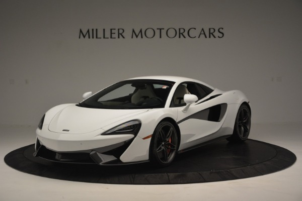 Used 2019 McLaren 570S Spider Convertible for sale $169,900 at Aston Martin of Greenwich in Greenwich CT 06830 15