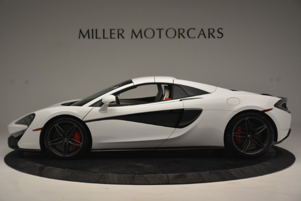 Used 2019 McLaren 570S Spider Convertible for sale $169,900 at Aston Martin of Greenwich in Greenwich CT 06830 16