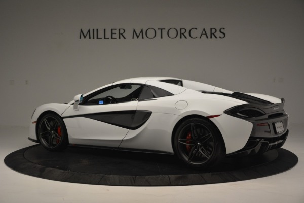 Used 2019 McLaren 570S Spider Convertible for sale $169,900 at Aston Martin of Greenwich in Greenwich CT 06830 17