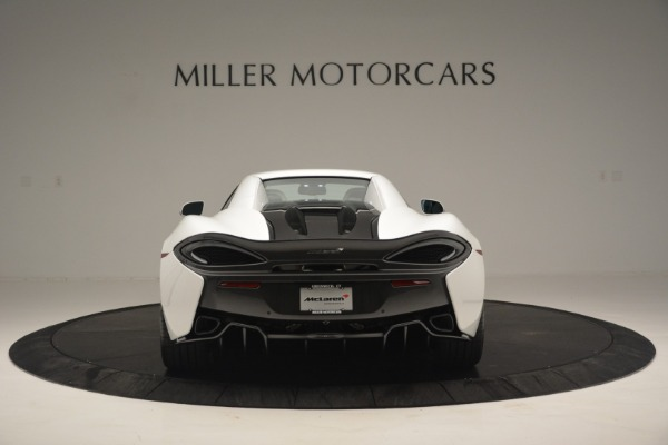 Used 2019 McLaren 570S Spider Convertible for sale $169,900 at Aston Martin of Greenwich in Greenwich CT 06830 18