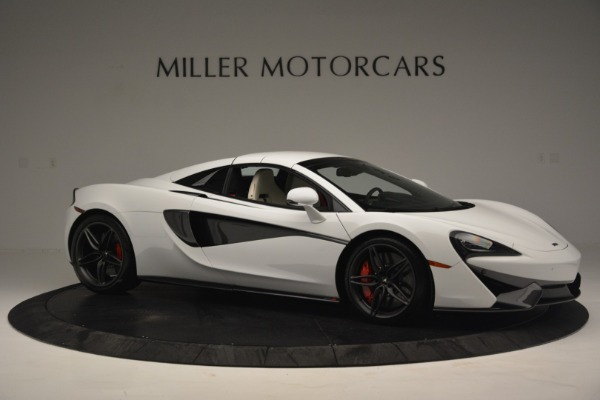 Used 2019 McLaren 570S Spider Convertible for sale $169,900 at Aston Martin of Greenwich in Greenwich CT 06830 20