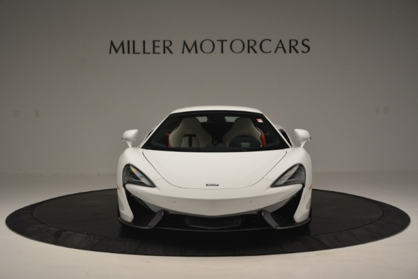 Used 2019 McLaren 570S Spider Convertible for sale $169,900 at Aston Martin of Greenwich in Greenwich CT 06830 21