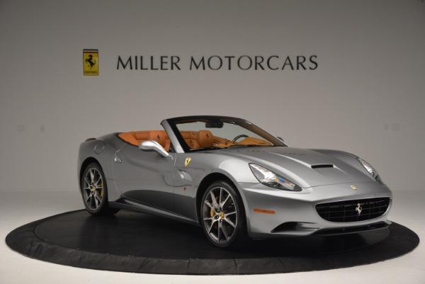 Used 2012 Ferrari California for sale Sold at Aston Martin of Greenwich in Greenwich CT 06830 11