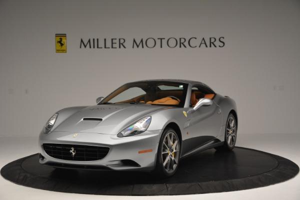 Used 2012 Ferrari California for sale Sold at Aston Martin of Greenwich in Greenwich CT 06830 13