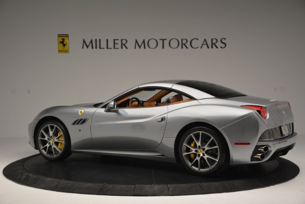Used 2012 Ferrari California for sale Sold at Aston Martin of Greenwich in Greenwich CT 06830 16