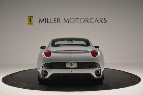 Used 2012 Ferrari California for sale Sold at Aston Martin of Greenwich in Greenwich CT 06830 18