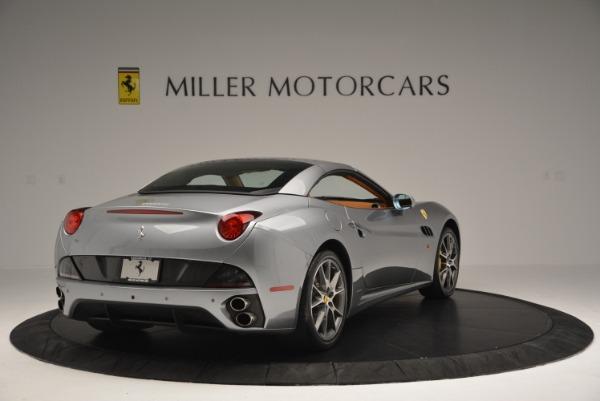 Used 2012 Ferrari California for sale Sold at Aston Martin of Greenwich in Greenwich CT 06830 19