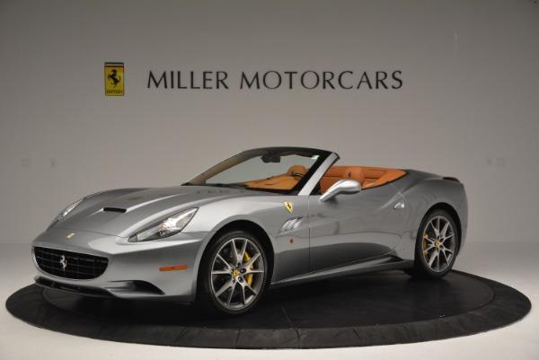 Used 2012 Ferrari California for sale Sold at Aston Martin of Greenwich in Greenwich CT 06830 2