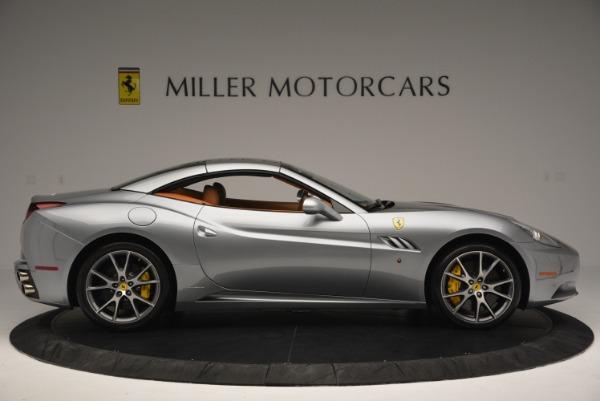 Used 2012 Ferrari California for sale Sold at Aston Martin of Greenwich in Greenwich CT 06830 21