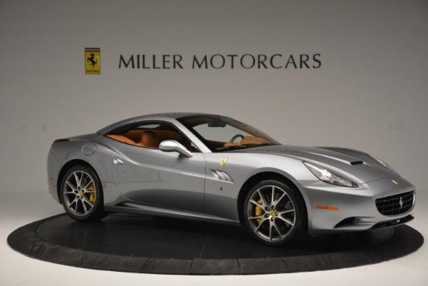Used 2012 Ferrari California for sale Sold at Aston Martin of Greenwich in Greenwich CT 06830 22