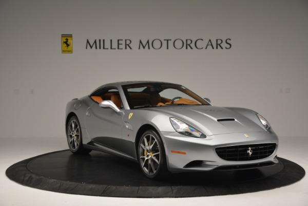 Used 2012 Ferrari California for sale Sold at Aston Martin of Greenwich in Greenwich CT 06830 23